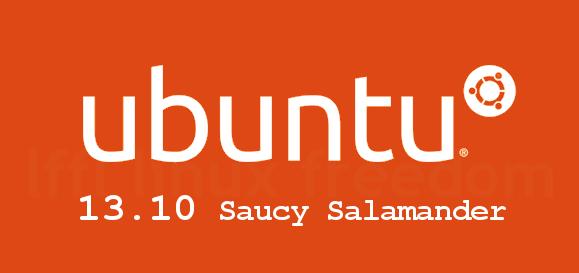 ubuntu-13.10-Saucy Salamander