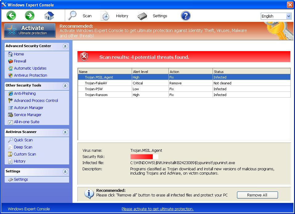 WindowsExpertConsole.GUI