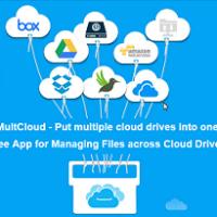 MultCloud – Come gestire tanti servizi cloud in un unico posto via web!